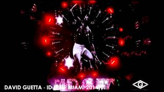 David Guetta - ID Track (Preview from UMF 2014)