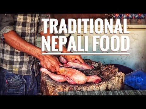 Nepal Vlog: Traditional Nepali Food