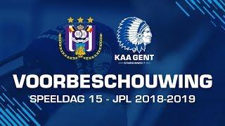🔎Voorbeschouwing RSC Anderlecht - KAA Gent