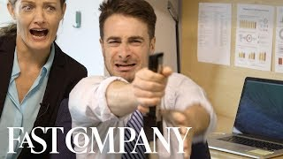 How To Handle A Horrible Boss | Fast Comedy thumbnail
