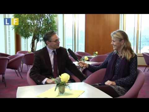 Operntalk mit Prof. Ulf Schirmer - I / LEIPZIG FERNSEHEN / 24.12.15