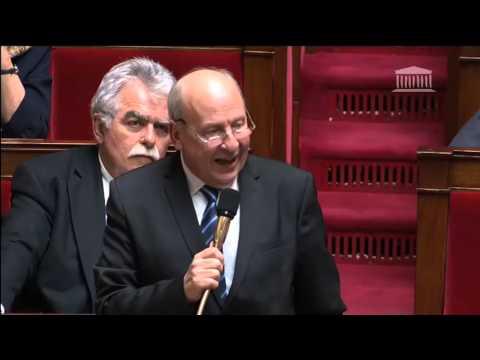 """Marc Dolez, groupe GDR Le """"pacte de responsabilité"""" vs le """"pacte social"""""""