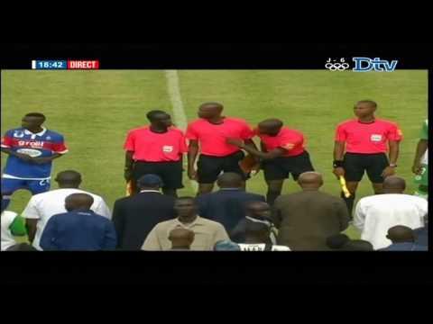 NGB Niary Tally- CASA Sports : Finale Coupe du Sénégal 2016 Partie 02