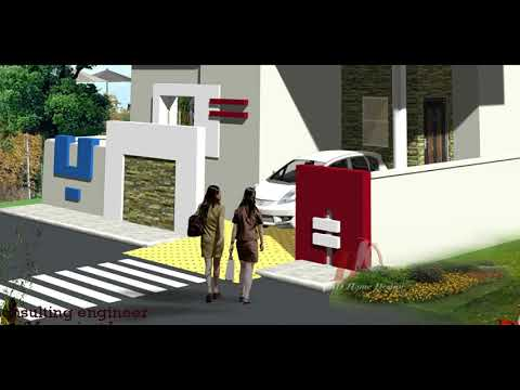 Bungalow 3d Design By D K 3d Home Design Awesome House Design