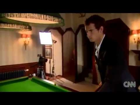 CNN Inside Andy Murray's Luxury Hotel - Exclusive Interview