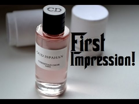 Dior La Collection Privée Oud Ispahan First Impression Youtube