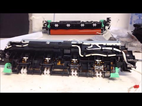 Recuperação Fusor Brother 7065 e 7860