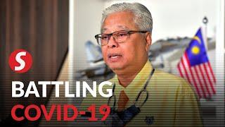 Ismail Sabri says KLIA MASkargo staff to be quarantined