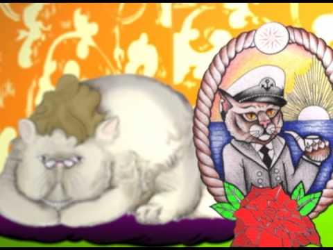Download Bobcat Goldthwait Talks Cats with Alison Rosen (cartoon)