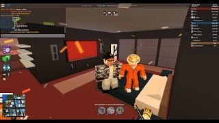 Meeting Badcc on ROBLOX Jailbreak!