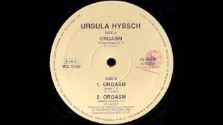 Ursula Hybsch -- Orgasm (Intro) (1990)