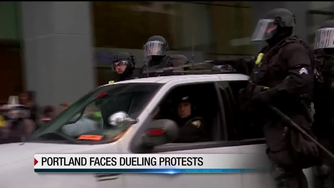 Portland braces for clashes, violence at Proud Boys rally and ...