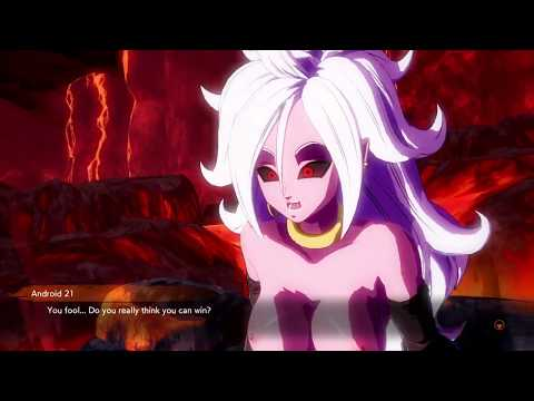 Nude Android 21- Final Battle - DRAGON BALL FighterZ
