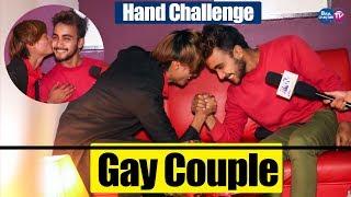 FUNNY GAME    Gay Couple Challenge    Aashik Lama & Niraj Sunuwar Interview 2019