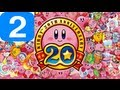 Kirby's 20th Anniversary Dream Collection Gameplay Part 2
