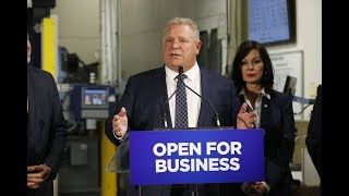 LILLEY UNLEASHED: Ontario is back in business, thanks Ford!
