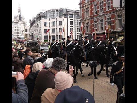 Lord Mayors Show 2014 London England