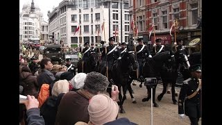 Lord Mayors Show 2014 London England