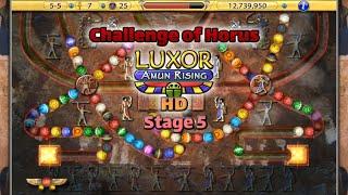 Luxor Amun Rising HD Challenge of Horus Stage 5: Finishing Off