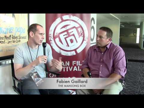 AFFD 2016: Fabien Gaillard - THE MAHJONG BOX