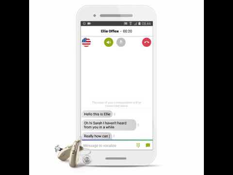 Phonak myCall-to-Text phone transcription - Apps on Google Play