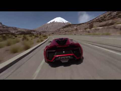 Fast and Furious 7 Lykan Hypersport -Driveclub