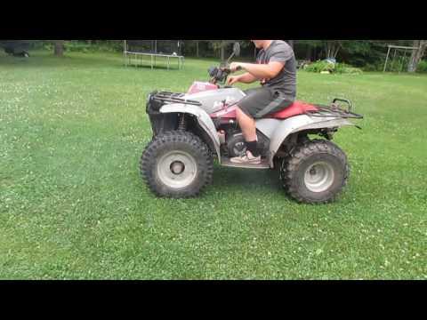 Polaris 360 ATV - Lefty's Online Auctions #90