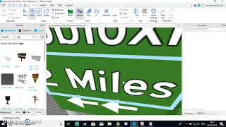 How to make a ROBLOX Highway PART 2