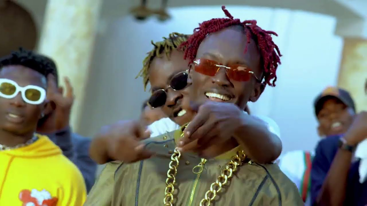 Download NOBLES GAMBIA - BUZZ (OFFICIAL VIDEO 2021)FEAT ATTACK