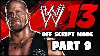WWE 13 - Off Script Mode - Part 9 - Stone Cold Steve Austin Vs Eddie Guerrero