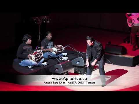 Adnan Sami - Chain Mujhe - Toronto 2013
