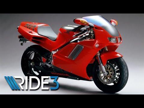 *HONDA NR 750 MONSTRA*   RIDE 3 #5