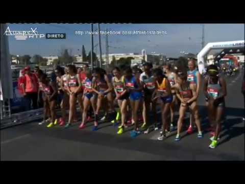 2017 Lisbon half marathon's full race