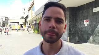 Venezolano opina sobre diálogo entre gobierno y oposición