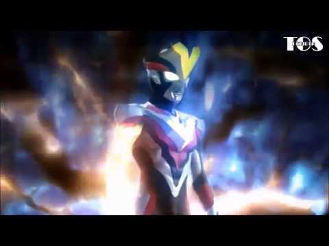 Ultraman Victory's All UlTrans