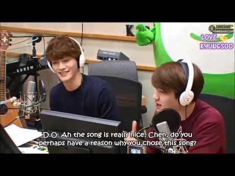 [ENG] 150503 Kpop Planet Radio: D.O (Kyungsoo) & Chen (FULL)