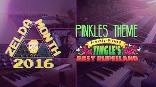 VGM #93: Pinkle's Song (Tingle's Rosy Rupeeland) Ft. PeanutButterGamer