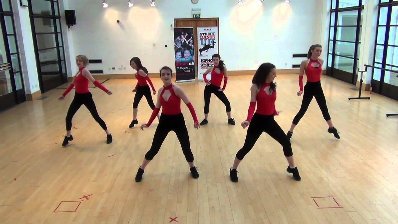 Commercial Dance - YouTube