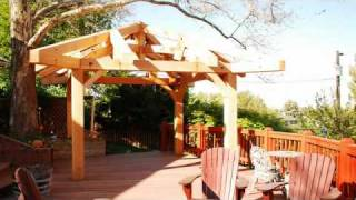 A Custom Timber Gazebo From Design To Construction