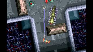 Contra III - The Alien Wars - Contra First Try.. Second will be better - User video