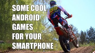 Some Cool Android Games For Your Smartphone