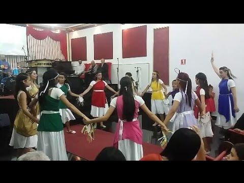 Dança Hebraica   Ministério Crystal   Ministério Kadosh