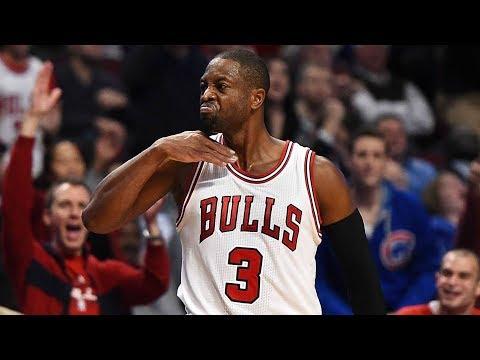 Dwyane Wade Buyout with Bulls! Where Will He Land? NBA Off Season 2017
