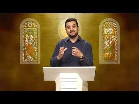 Os Frutos do Espírito Santo - Fernando Nascimento - Seminário na tv