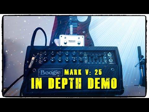 Mesa Boogie Mark V: 25 Full Demo