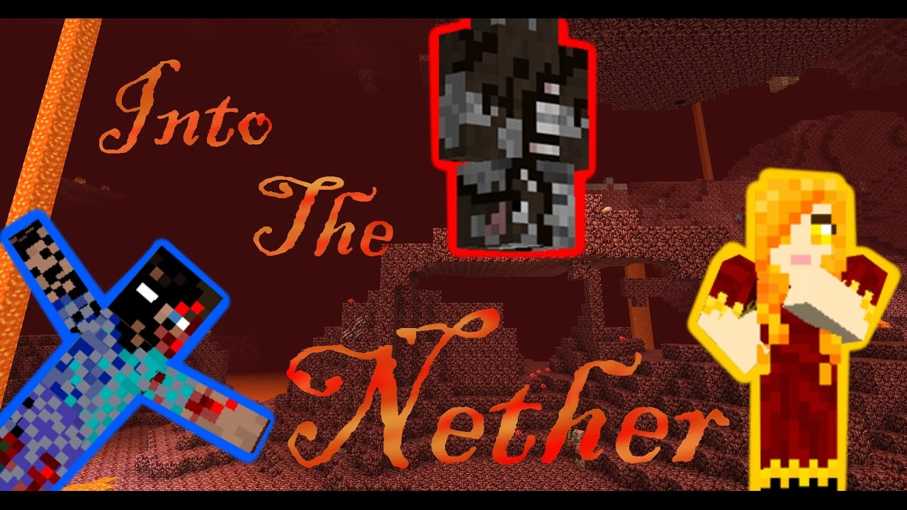 how to get into the nether