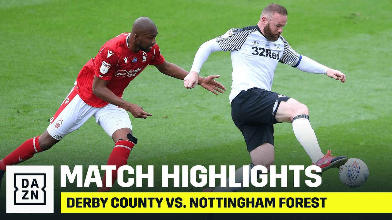 HIGHLIGHTS | Derby County vs. Nottingham Forest (EFL Championship)