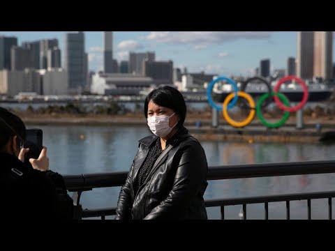 Japan records first coronavirus death
