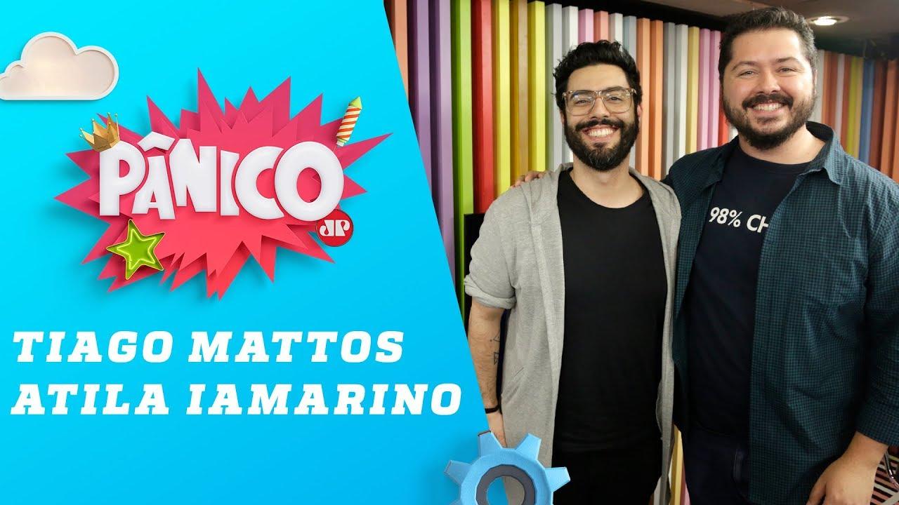 Pânico - Tiago Mattos e Atila Iamarino (Nerdologia) - 22/05/19