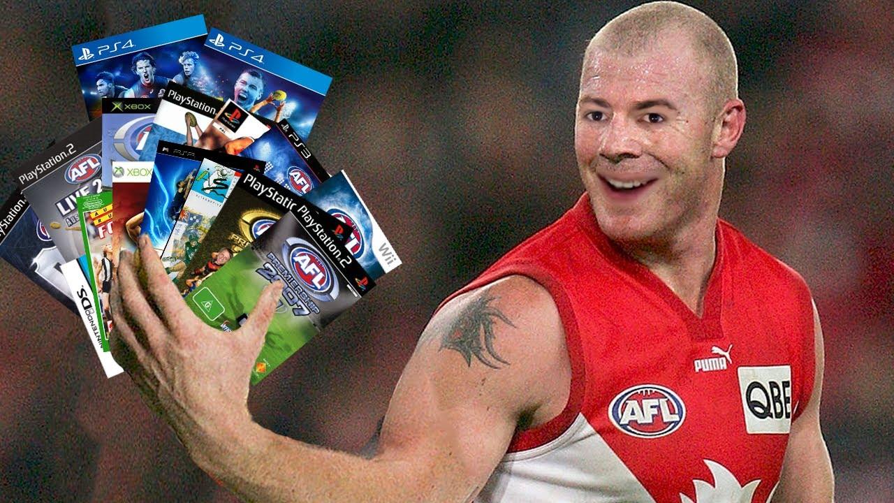 Video games based on Australian Football (AFL) | minimme